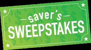 Saver's Sweepstakes image