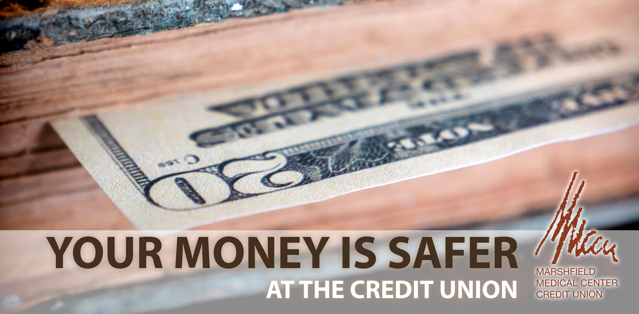 money safer in the cu