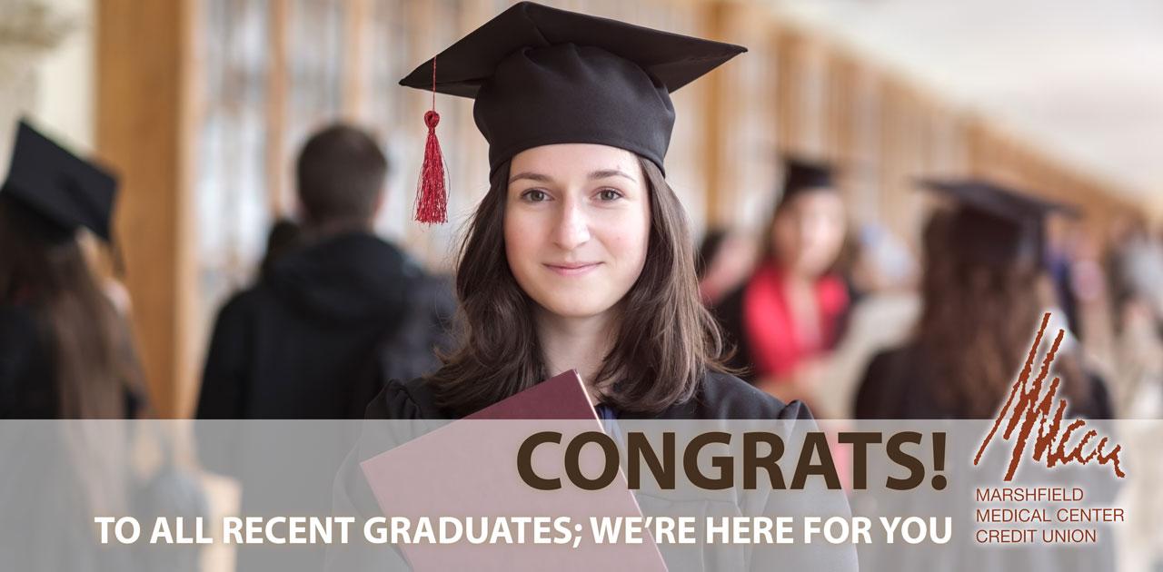 graduates banner