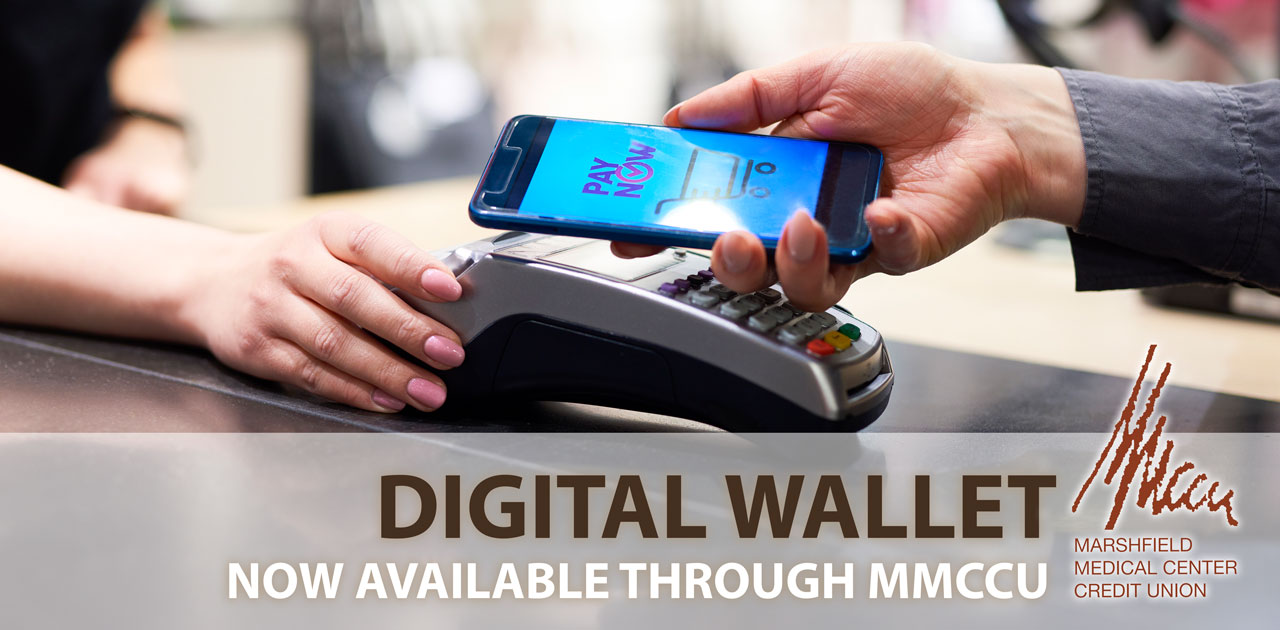 digital wallet banner