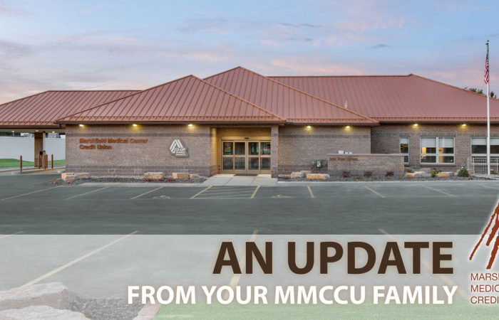 update from MMCCU banner