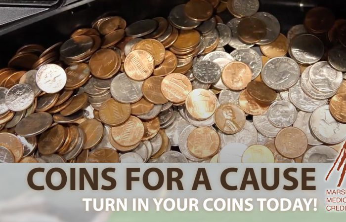 help during coin shortage