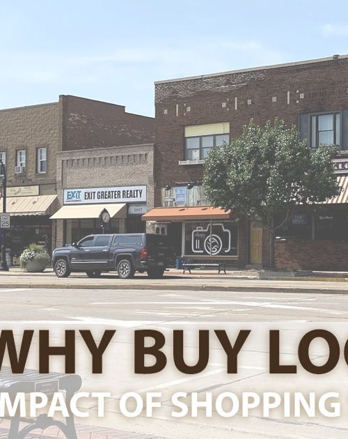 why should i buy local