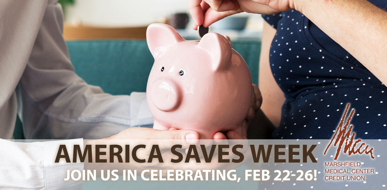 america saves week graphic