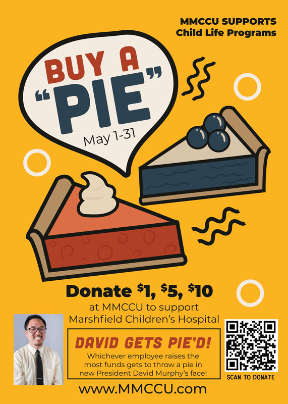 Buy a Pie Fundraiser