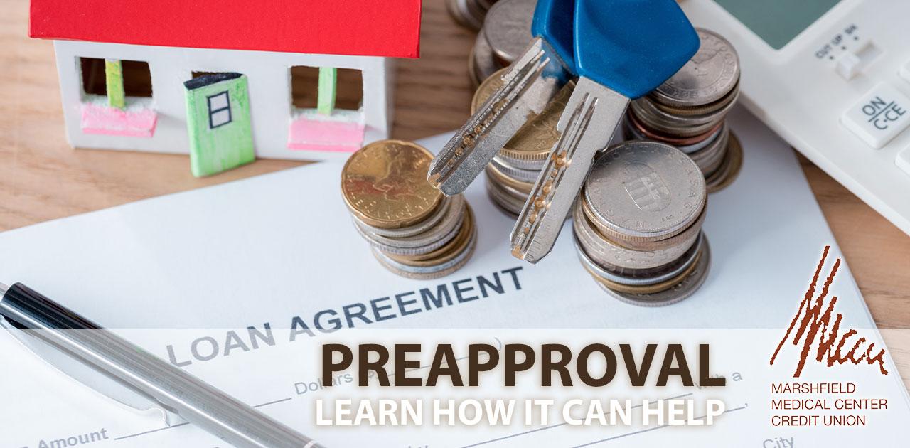 loan preapproval