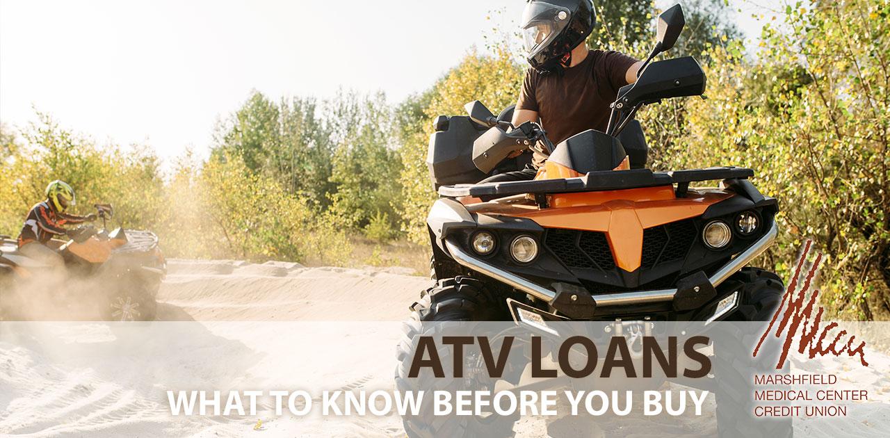 atv loan graphic