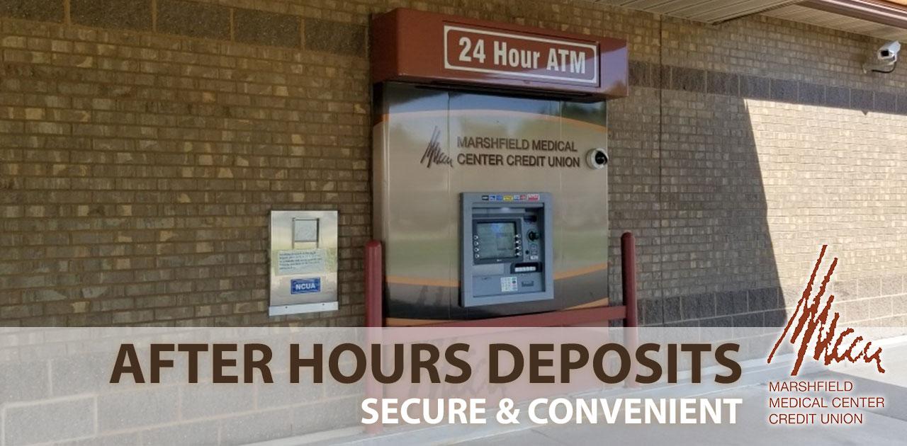 after hours deposit