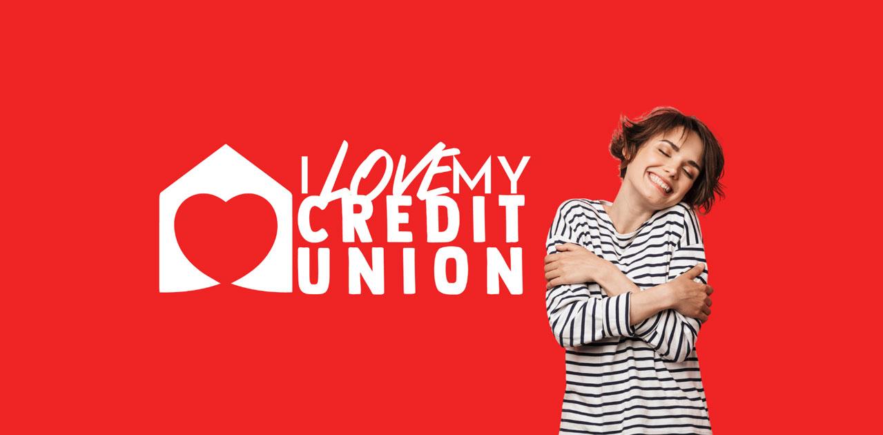 i love my credit union