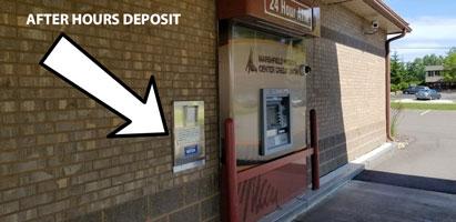 night deposit location at mmccu