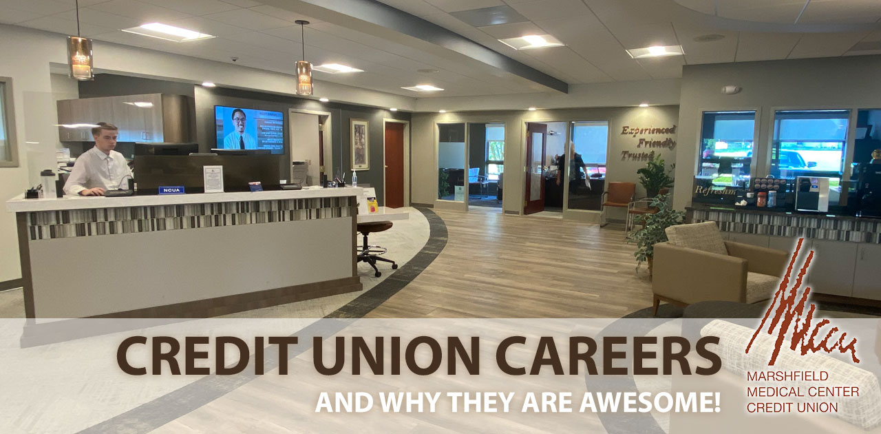 benefits of working at a credit union