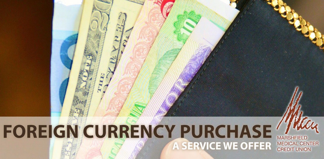 purchase foreign currency