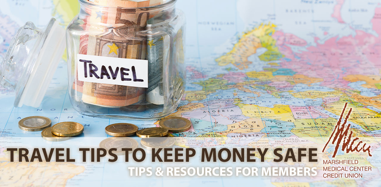 how to keep money safe when traveling