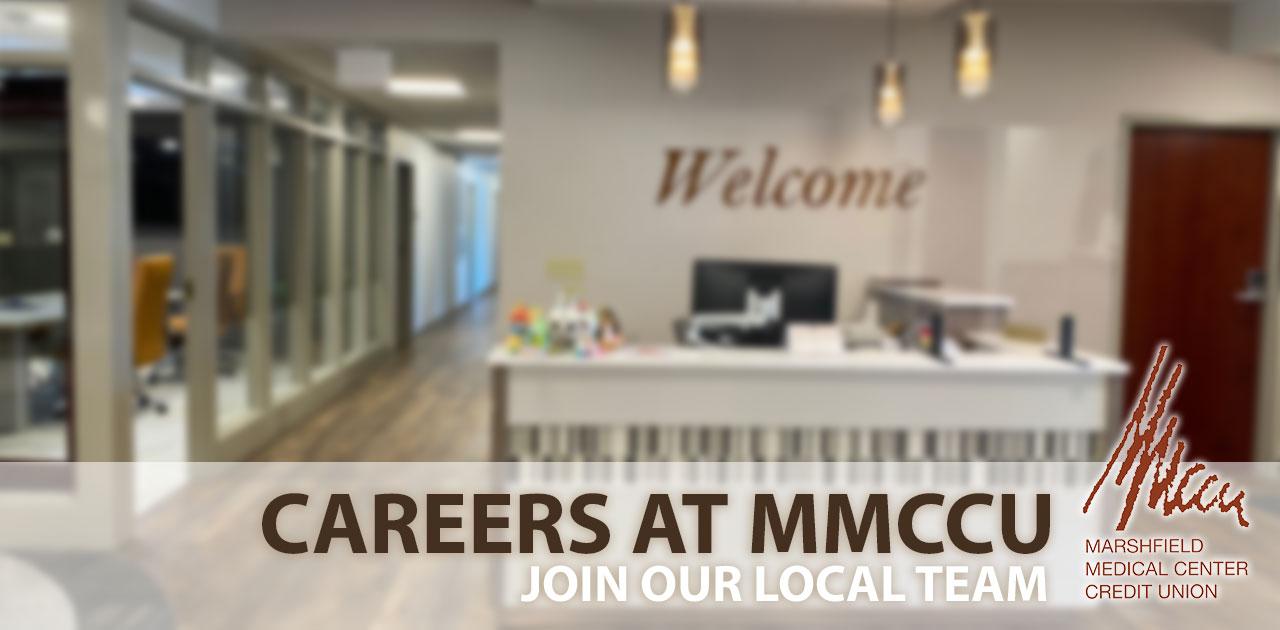 jobs at marshfield medical center