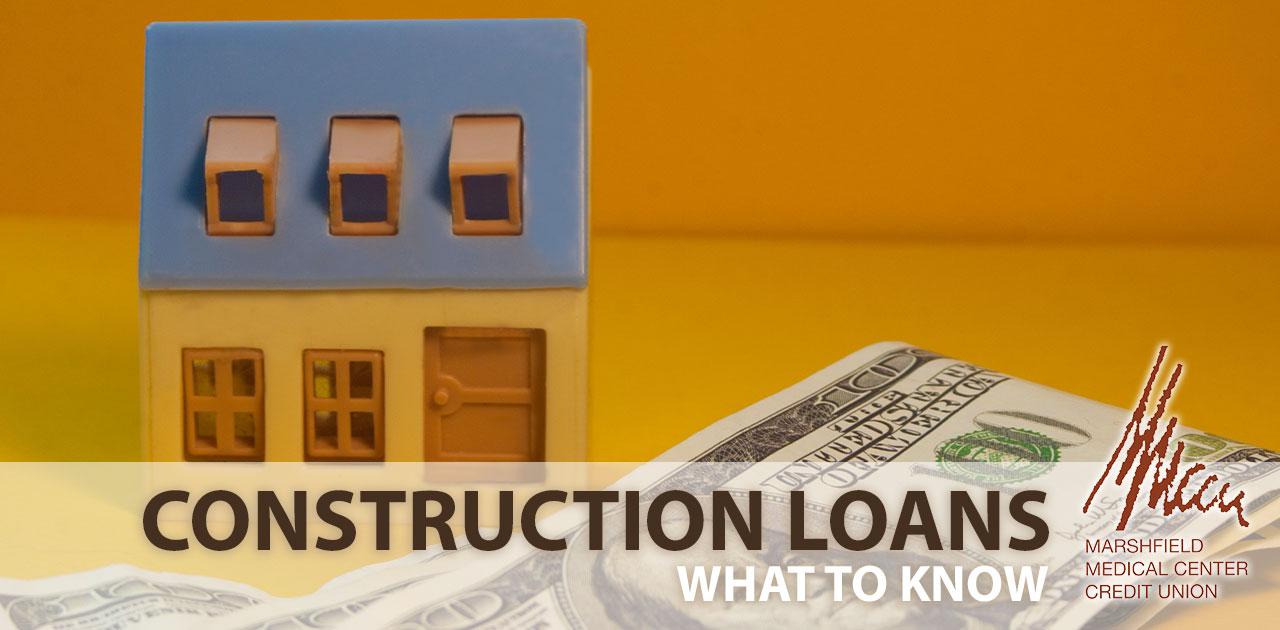 construction loan wisconsin