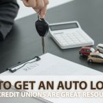 auto loan through credit union or dealership