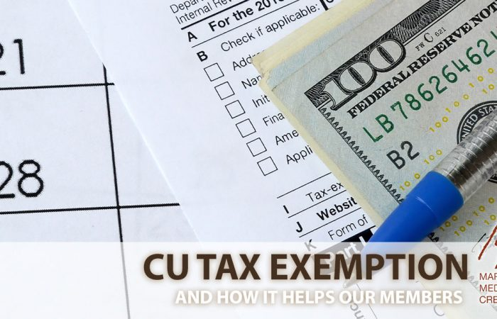 credit unions tax exempt